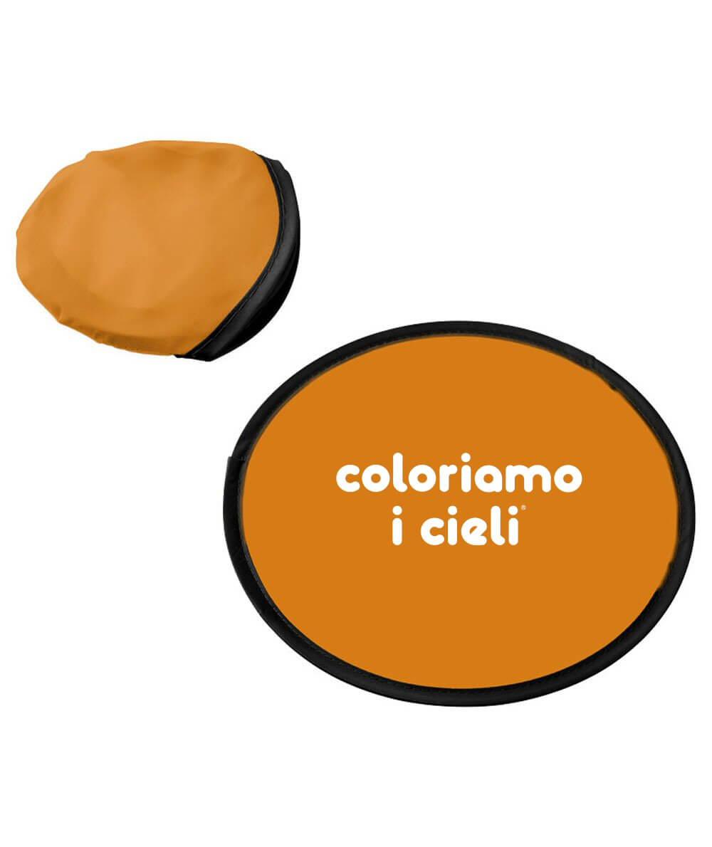 frisbee-colore-arancio-coloriamo-i-cieli