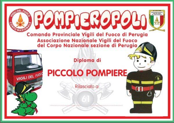 Pompieropoli-diploma