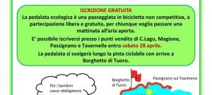 Pedalata Ecologica Rinviata A Sabato 2 Giugno 2018