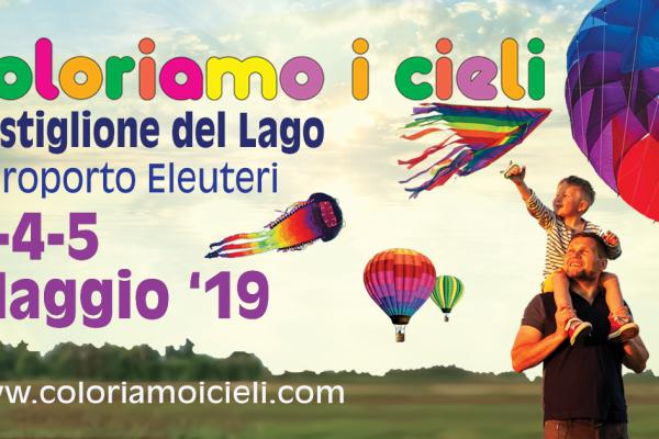 """Al Via La XXVIII Edizione Di Coloriamo I Cieli, """"festa Delle Famiglie"""" E Vetrina Del Territorio"""